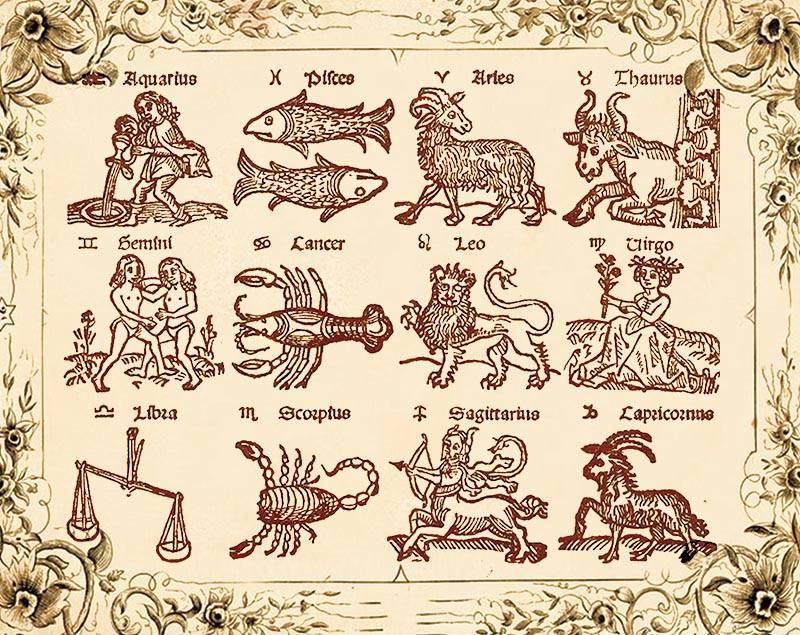 priroda zodijačkih znakova