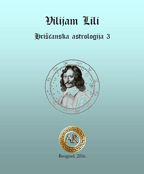 Hrišćanska astrologija 3