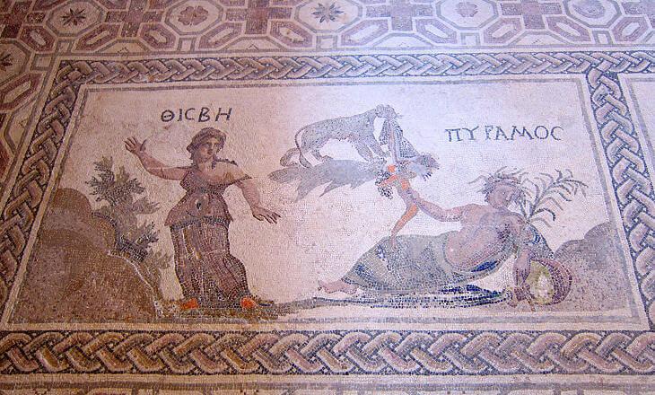 mozaik iz Pafosa