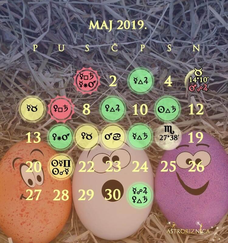 maj 2019