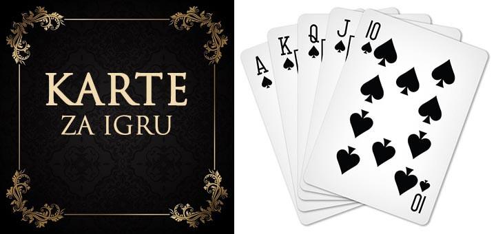 karte za igru