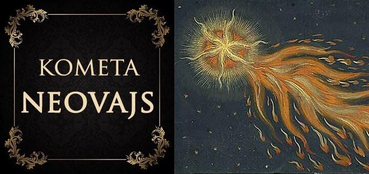 kometa neovajs